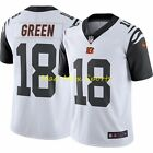 AJ GREEN Cincinnati BENGALS Nike NFL COLOR RUSH Throwback LIMITED Jersey S-3XL