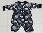 Girls or Boys Infant Ghost Sleep & Play Bodysuit-NWT