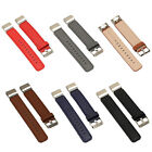 For Fitbit Charge 2!Hot Premium Genuine Leather Watch Band Strap w/Metal Buckle