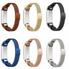 Hot!Colorful Accessory Milanese Stainless Steel Wristband Strao For Fitbit Alta