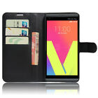 For LG V20 Card Slot Wallet Leather Case Flip Protectiv Cover Pouch Hot