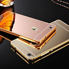 Metal Bumper Case PC Back Frame Cover For HUAWEI P8 & P8 Lite&Various Useful
