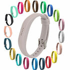 Hot!Candy Color Sports Silicon Bracelet Strap Band L Small For Fitbit Flex 2