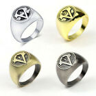 1pcs New Unisex Women Men Game Assassin's Creed Cosplay Rings Size 9 Chic