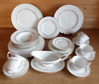 Royal Worcester Gold Chantilly China pieces from £4.95 - Please choose