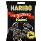 HARIBO AUTHENTIC PONTEFRACT CAKES 140 g PICK 'n' MIX FAVOURS TREATS PARTY