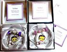 Betty Boop European Charm Bracelet option for Personalised Gift Box +Organza Bag