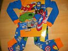 New Boys Marvel character Toddler pajamas Sleepwear  3T 4T 5T