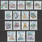 China Hong Kong 1999 Definitive stamps Landmarks and Tourist Attractions
