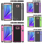 Skidproof Rugged Feel Back Plastic+Rubber Protective Case Cover For Smart Phone