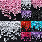 4.5mm-10mm WEDDING DECORATION Scatter Table Crystals DIAMONDS ACRYLIC CONFETTI