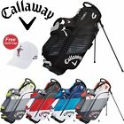 CALLAWAY 2017 CHEV STAND BAG MENS GOLF CARRY BAG 7-WAY DIVIDER