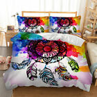 Skull Duvet/Quilt/Doona Cover Set Single/Double/Queen/Super King All Bed Size