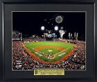 """SF Giants AT&T """"Champions"""" Photo """"World Series Champions 2010/2012/2014"""" Plate"""