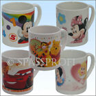 Disney Kindertasse  Goofy Mickey Minnie Mouse Cars Princess Winnie Puuh Tigger
