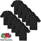 5er/10er Fruit of the Loom Herren Original T-Shirt Rundhals 100% Baumwolle S-XXL online kaufen