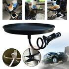 Automobile Flexible Tray Car Truck Food Snacks Pen Paper Change Cup Holder Clip