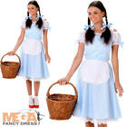 Dorothy Ladies Fancy Dress World Book Day Week Character Womens Adults Costume
