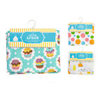 Home Edition Printed 100% Cotton Kitchen Cooking Aprons