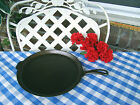 Griswold Cast Iron Small Logo Skillet Griddle #109 – Cleaned and Seasoned