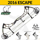 Bear Archery Escape Compound Bow 2016 - 350fps Hunting Bow - Authorized Dealer