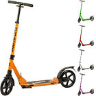Bandit Adult Kids Urban Folding Town Commuter Big Wheel Push Kick Scooter