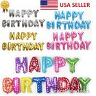 16' Gloss Large Foil Letter Number Balloons Birthday Wedding Party Decoration