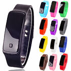 Fashion Men/Women Sport LED Silicone Bracelet Digital Wrist Watch New