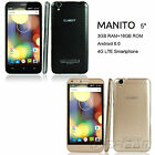 """3GB 16GB 5.0"""" CUBOT Manito Android 6.0 4G Smartphone 13MP Unlocked MOBILE PHONE"""