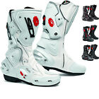 Sidi Vertigo Lei Ladies Motorcycle Boots Womens Vented Race Motorbike All Sizes