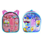 Disney Frozen & Peppa Pig Mini Backpack Hair Great Gift Accessory Set Girl Gift