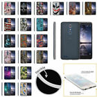 For ZTE Z MAX PRO | ZMAX Pro Carry Z981 Flexible Clear TPU Case + Stylus Pen