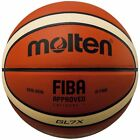 Molten GLX Indoor 12 Panel Leather Basketball Sizes 6, 7