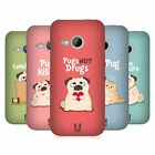 HEAD CASE DESIGNS PIPER THE PUG HARD BACK CASE FOR HTC ONE MINI 2