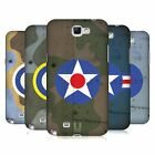 HEAD CASE DESIGNS NATION MARKINGS HARD BACK CASE FOR SAMSUNG GALAXY NOTE 2 II