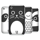 HEAD CASE DESIGNS CARTOON ANIMAL FACES SERIES 1 CASE FOR APPLE iPHONE 3G / 3GS