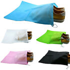 10X Dustproof Fabric Portable Shoes Slipper Storage Organizer Travel Pouch Bag