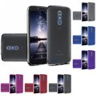 For ZTE Grand X Max 2 Kirk Zmax Pro TPU Rubber Flexible Phone Skin Case Cover