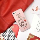 Clear Funny Chick Soft Relief Rubber Case Cover For iphone 6/6S plus /7 7PLUS