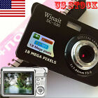 2.7'' 720P HD TFT LCD Screen 18 Mega Pixels CMOS Telescopic Lens Digital Camera