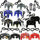 2X Gaming Controller Pad Joystick For Nintendo N64/ SNES/ Wii/Gamecube GC Wii US