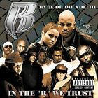 "1 CENT CD Ryde Or Die, Vol. 3: In The ""R"" We Trust [PA] - Ruff Ryders"