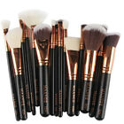 24Pcs Cosmetic Make up Brushes Face Powder Blusher Foundation Kabuki Contour Set