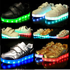 Fantastic LED Light Luminous Kids Unisex Sportswear Sneaker Casual Shoes Chic