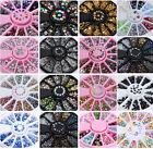3D Nail Art Rhinestones Glitters Acrylic Decoration Manicure Wheel Tools New