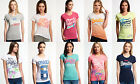 New Womens Superdry T-Shirts Various Styles and Colours
