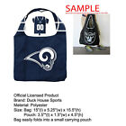 New NFL Los Angeles LA Rams Pick Your Gear / Car Accessories Official Licensed