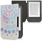 kwmobile SYNTHETIC LEATHER FLIP COVER FOR POCKETBOOK TOUCH HD TOUCH HD 2 CASE