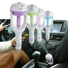 Car Air Humidifier Diffuser Essential Oil Ultrasonic Diffuser Purifier 4 Color