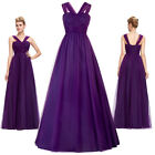 New Women Formal Pageant Evening Dress Prom Bridesmaid Dresses Cocktail Gowns 16